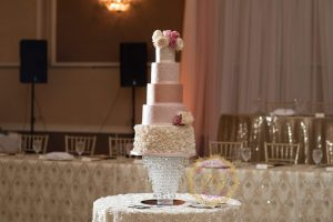 Luxury Custom Wedding Cake